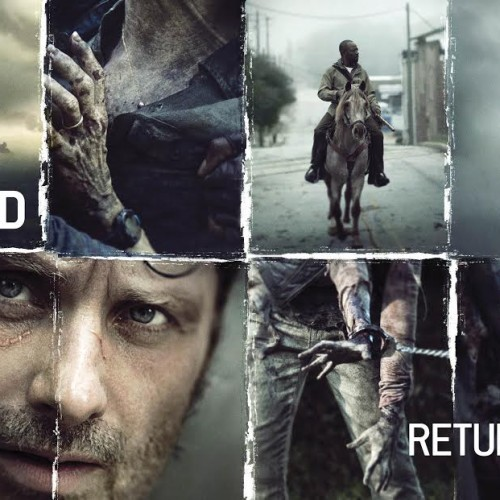 The Walking Dead season 6 midseason premiere gets a key art