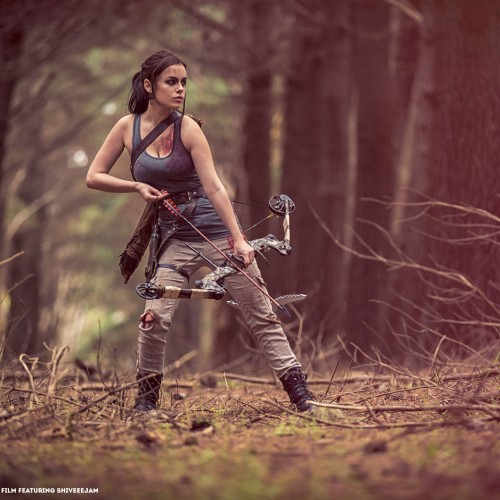 Boom Raider, a funny and action-packed Tomb Raider short