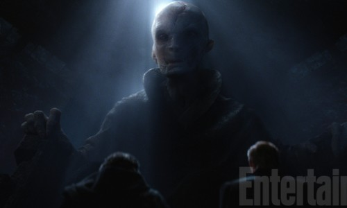 Andy Serkis rejects Supreme Leader Snoke is Darth Plagueis theory