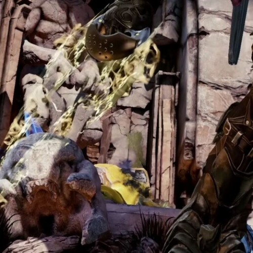 Killer Instinct teases Halo's Arbiter for season three