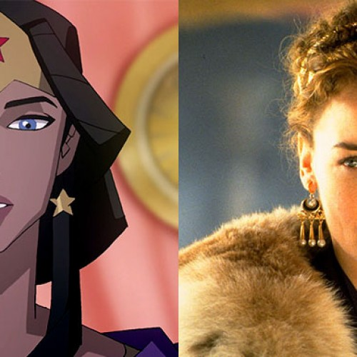 'Gladiator' actress Connie Nielsen cast as Wonder Woman's mother