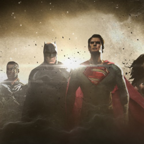 Justice League art reveals Cyborg and The Flash