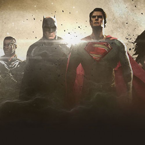 Justice League movie starts filming in April
