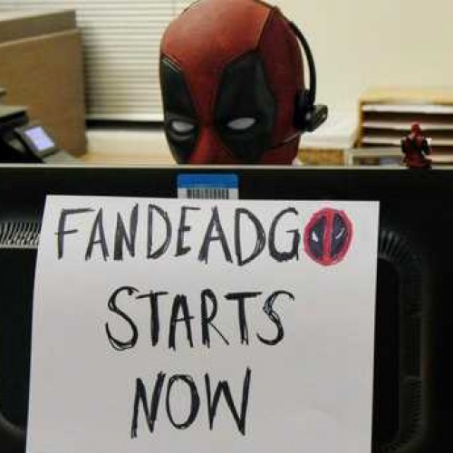 Deadpool taking over Fandango's Twitter is comedy gold