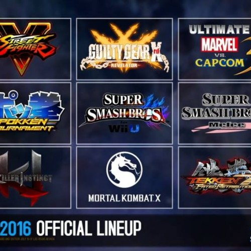 EVO 2016 lineup and location announced