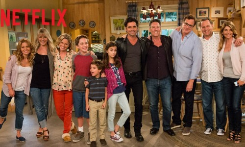 Go behind the scenes with this 'Fuller House' featurette