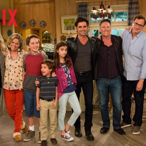 Fuller House leans heavily on nostalgia, less so on jokes (TV review)