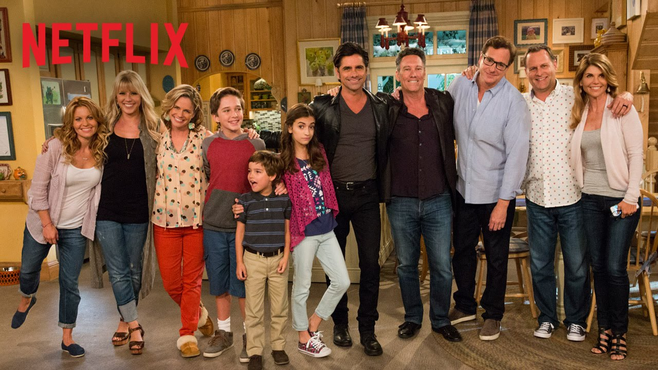 Fuller House leans heavily on nostalgia, less so on jokes (TV ...