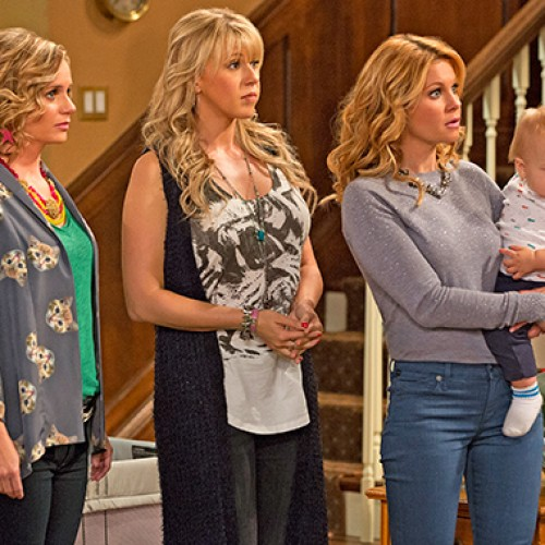 First photos of Netflix's Fuller House