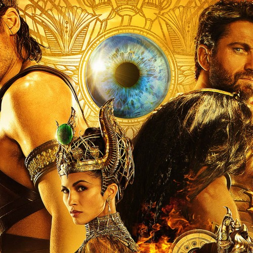 New poster and TV spot for Gods of Egypt