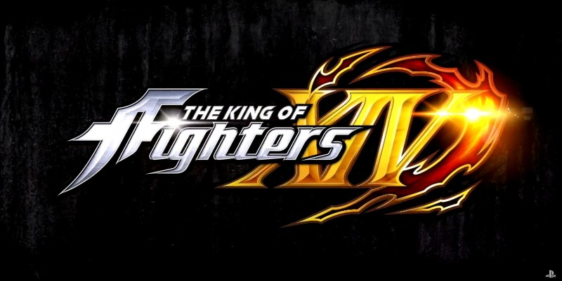 king of fighters xiv logo