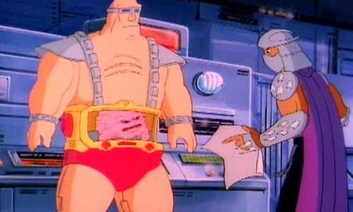 Here's how Krang will look in Teenage Mutant Ninja Turtles 2… in toy form
