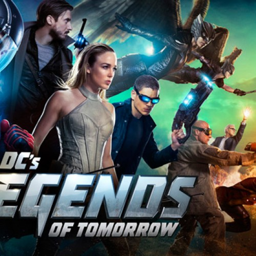 More DC's Legends of Tomorrow trailers including spotlight on The Atom