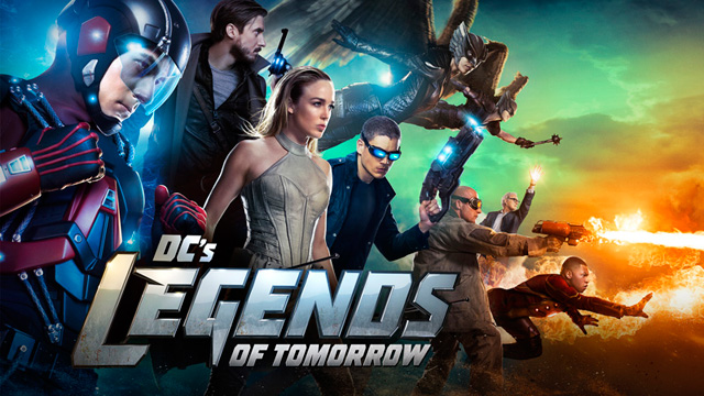 legends of tomorrow cw