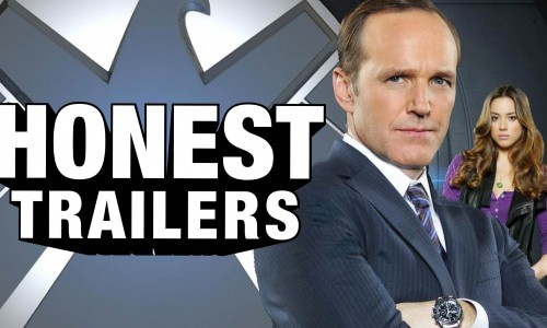 Agents of S.H.I.E.L.D. gets an Honest Trailer