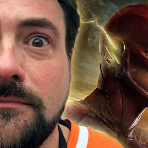 Kevin Smith will direct an episode of The Flash this season