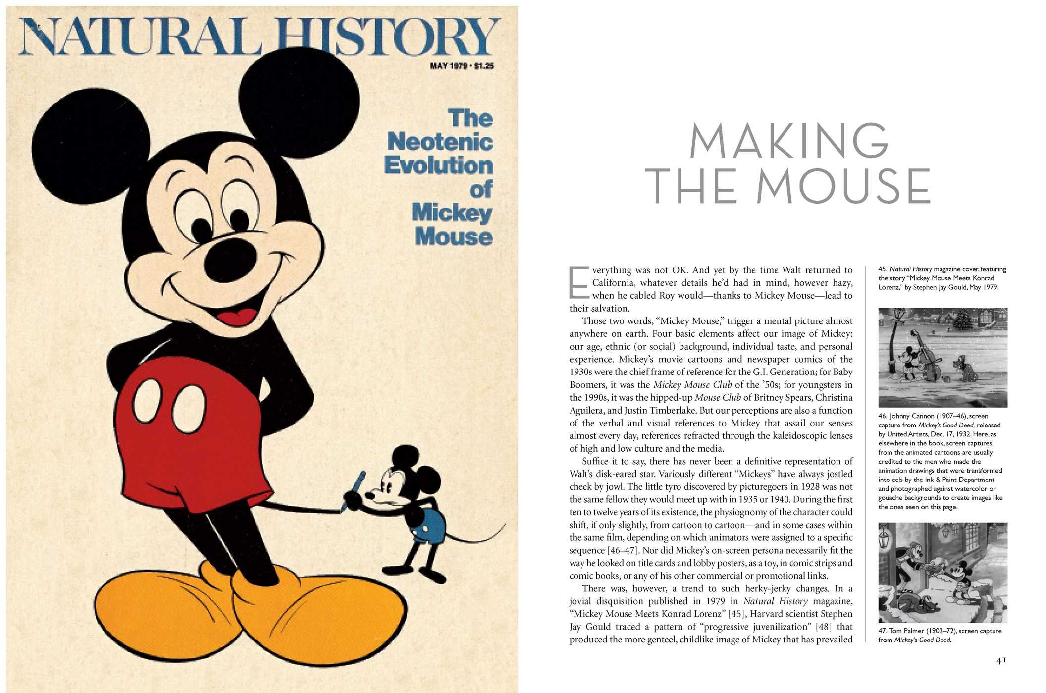 mickey mouse story book pdf