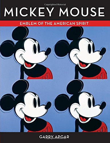 mickey mouse emblem of the american spirit