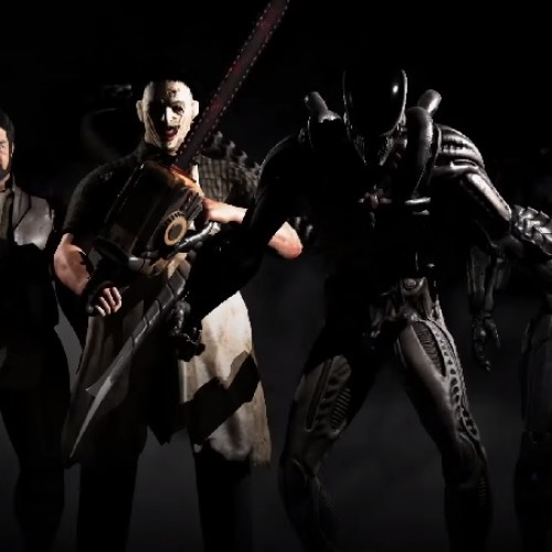 Mortal Kombat X's Kombat Pack 2 shows four new characters in action
