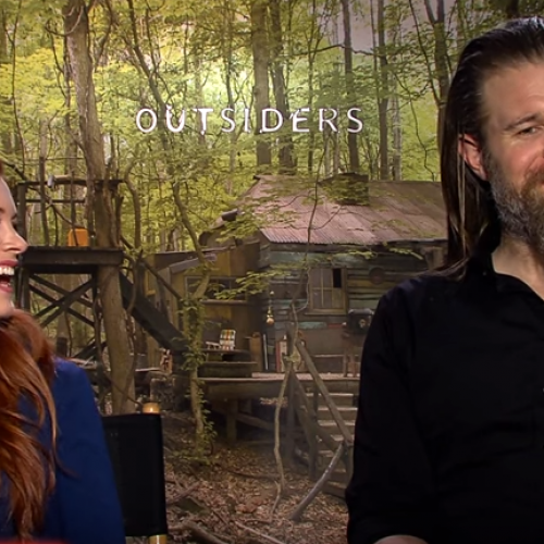 WGN's Outsiders cast help answer some Dear Abby questions