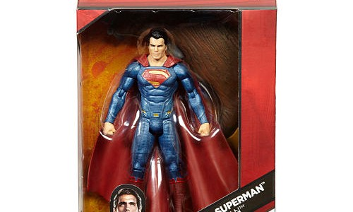 New Batman v Superman toys are here