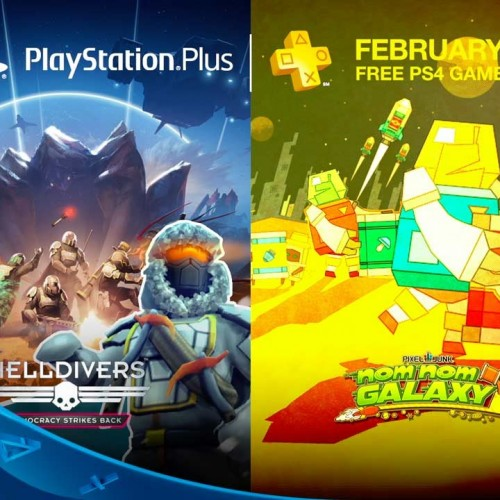 Free PS Plus games for February include Helldivers and Persona 4 Arena Ultimax