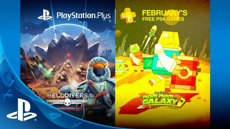 ps plus free games february 2016