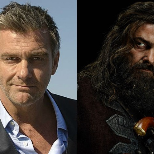 Interview with Black Sail's Ray Stevenson