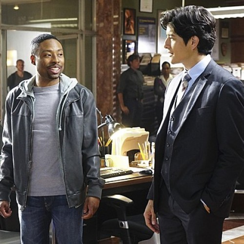 There's a Rush Hour series happening… and yes, here's the trailer