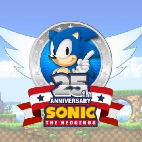Sega will host a Sonic 25th Anniversary Party in July during San Diego Comic-Con