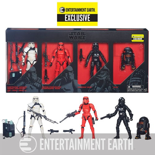 Giveaway – Star Wars: The Black Series Imperial Forces Action Figures – Entertainment Earth Exclusive