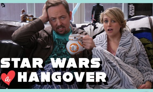 What it's like to have a Star Wars hangover (video)