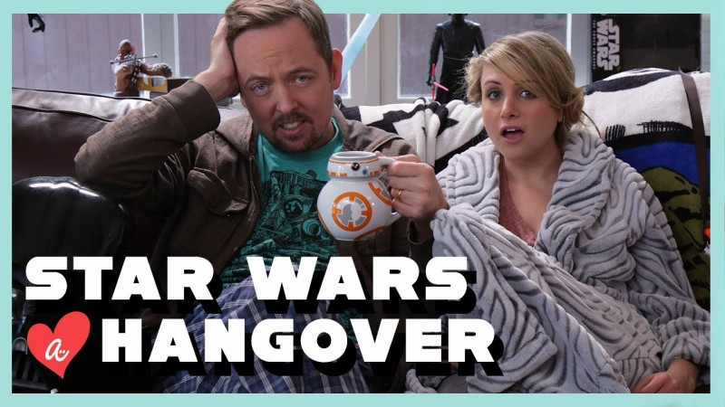star wars hangover