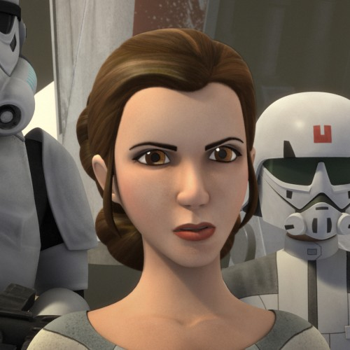 Young Princess Leia to appear in Star Wars Rebels