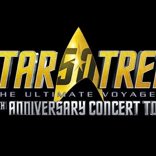 Star Trek celebrates 50th anniversary with a concert tour starting this month