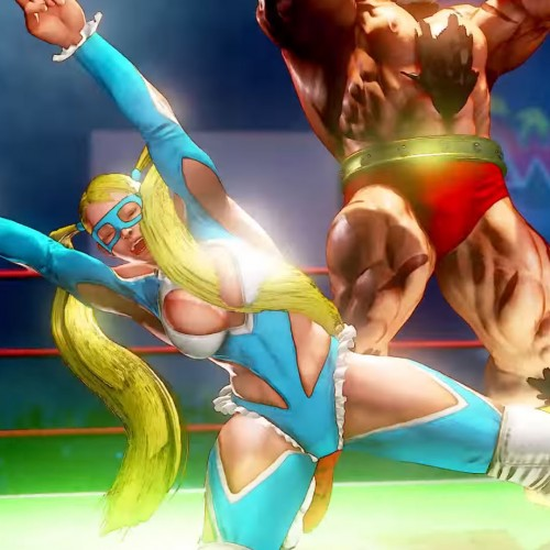 Here's the current Street Fighter V DLC schedule