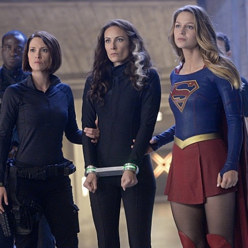 Supergirl NR Podcast – S01E09 'Blood Bonds' review