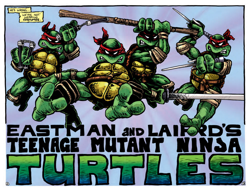 teenagemutantninjaturtlescolorclassics01-preview-4and5