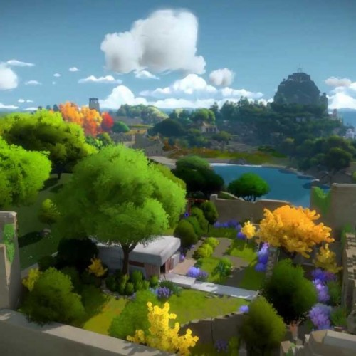 Game developer Jonathan Blow pees in bottle to finish 'The Witness'