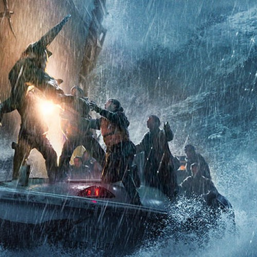 Disney's 'The Finest Hours': Casey Affleck and Chris Pine take charge in new clips