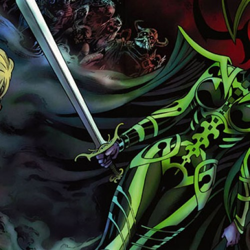 Marvel confirms new cast members to Thor: Ragnarok, including a glimpse of the villain