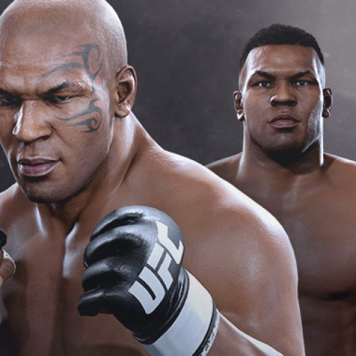 Iron Mike Tyson joins the EA UFC 2 roster