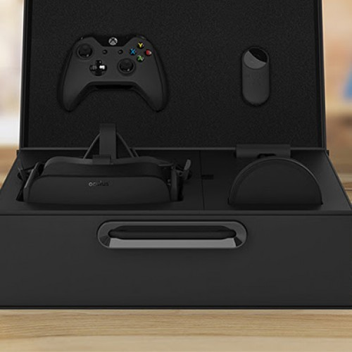 CES 2016: Oculus Rift ships March 28 at $599