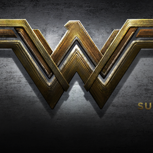 Wonder Woman logo revealed