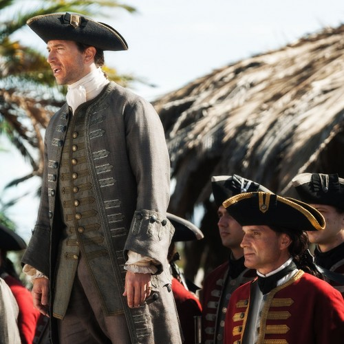 The real-life pirates of Black Sails: Woodes Rogers