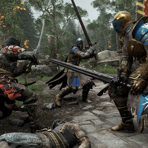 Ubisoft's For Honor review