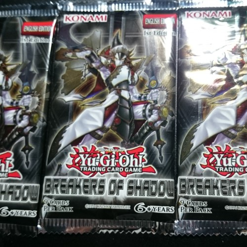 Yu-Gi-Oh! Breakers of Shadow review