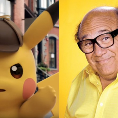 Danny DeVito on voicing Detective Pikachu: 'What the f*** is Pokemon?'