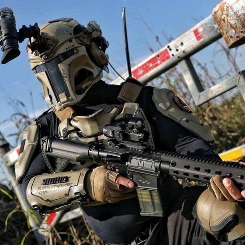Mandalorian ballistic armor will make you feel like Boba Fett