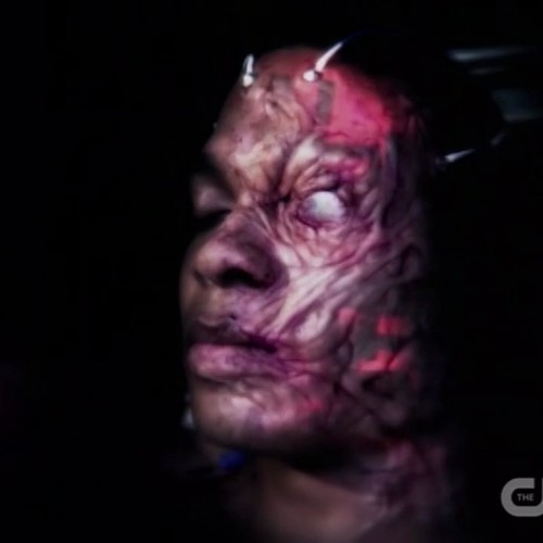 First look at Cyborg in DC Cinematic Universe